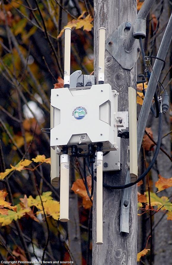 Sequim, WA, sets moratorium on mini Wi-Fi/cell towers
